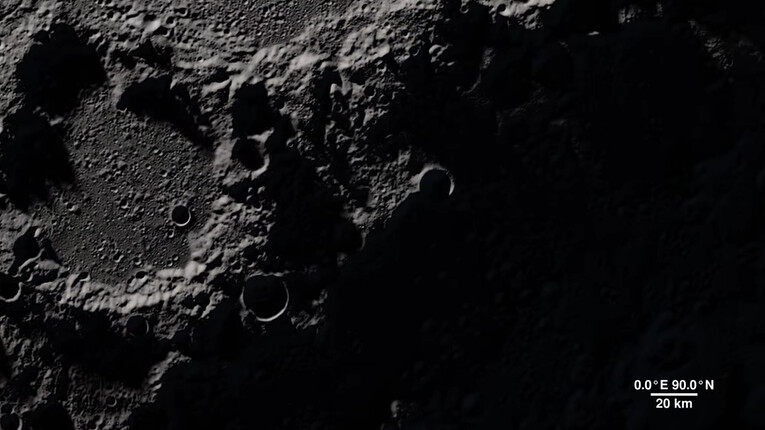 NASA Released a 4K Video of The Moon And This Could Be The End Of The Moon Landing Conspiracies 2
