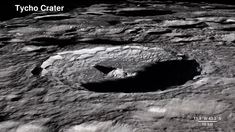 NASA Released a 4K Video of The Moon And This Could Be The End Of The Moon Landing Conspiracies 3