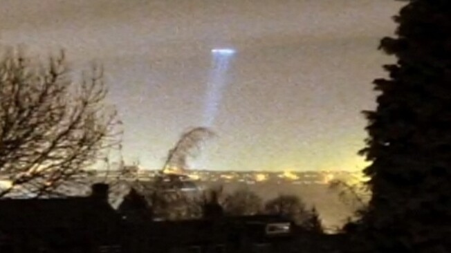 This is the Unidentified Flying Object That Shut Down the Chinese International Airport (video) 3