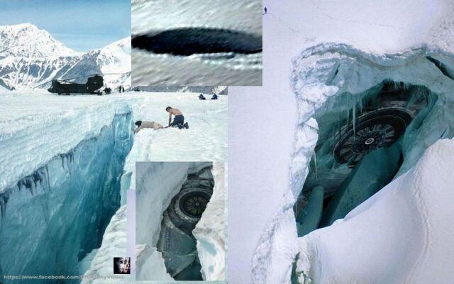 Is the gate to underground world in Antarctica? 4