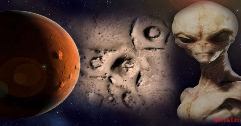 Alien Ruins Found on Mars in the Region of Elysium Planitia 1
