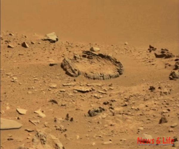 Alien Ruins Found on Mars in the Region of Elysium Planitia 3