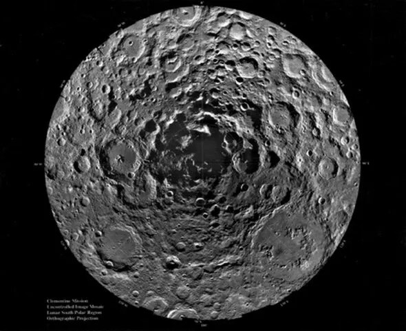 Aliens on the Moon: UFO hunter is '100% confident' about alien structures on Moon's pole 3