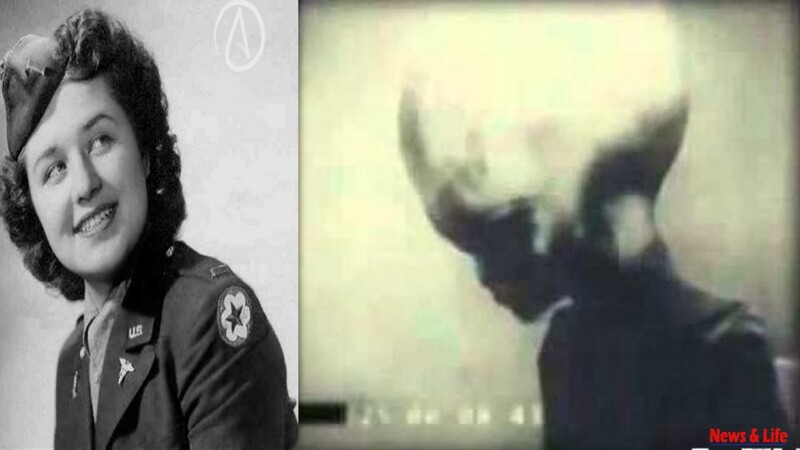 Matilda McElroy- The Nurse Who Communicated With The Only Survivor Of Roswell UFO Crash 1