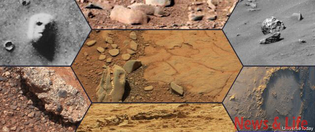 Alien Found On Mars: Is This The Ultimate Proof Mars Was Inhabited By Intelligent Beings In The Past! 6