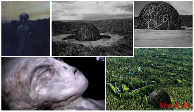 The Mysteries UFO Of The Siberian Valley 1