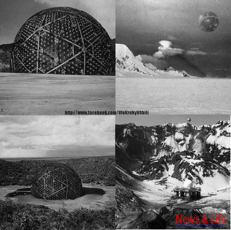 The Mysteries UFO Of The Siberian Valley 3
