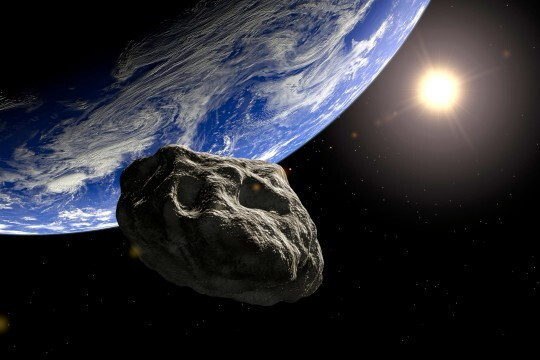 Nasa tracking devastating 230-kilotonne asteroid that could hit Earth in May 2022 3