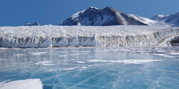 """An """"astonishing anomaly"""" discovered in Antarctica 3 miles under the ice 1"""