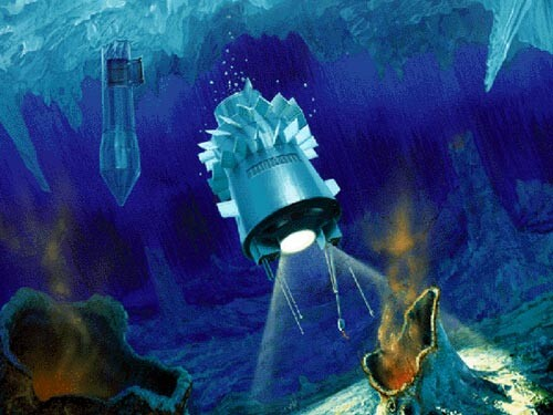 """An """"astonishing anomaly"""" discovered in Antarctica 3 miles under the ice 2"""