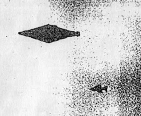 Mystery Of Britain's Clearest UFO Photo From Calvine Incident Will Be Solved In 2072 3