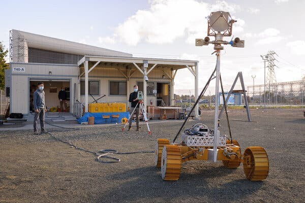 Where NASA Will Send Its First Robotic Moon Rover to Search for Ice 1