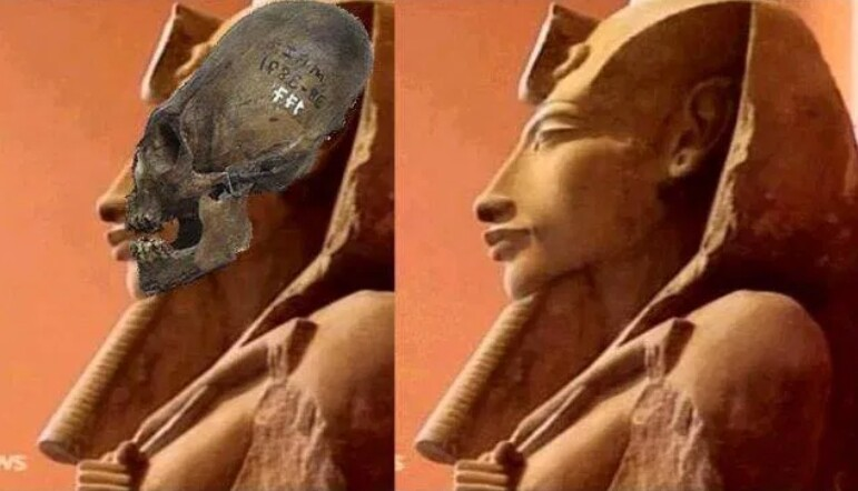 Proof that the Pharaohs of ancient Egypt were Extraterrestrials 1