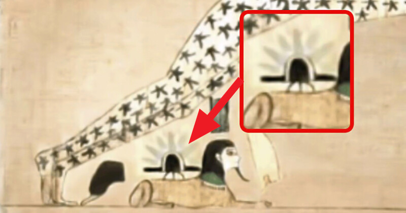 Proof that the Pharaohs of ancient Egypt were Extraterrestrials 5
