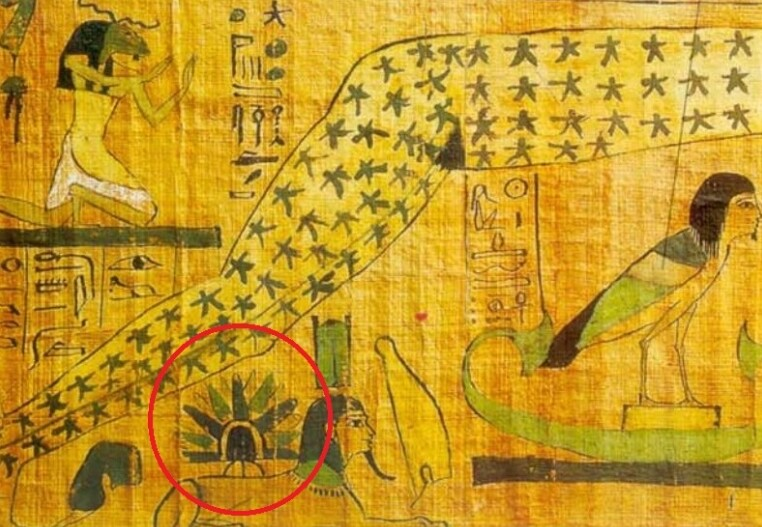 Proof that the Pharaohs of ancient Egypt were Extraterrestrials 6