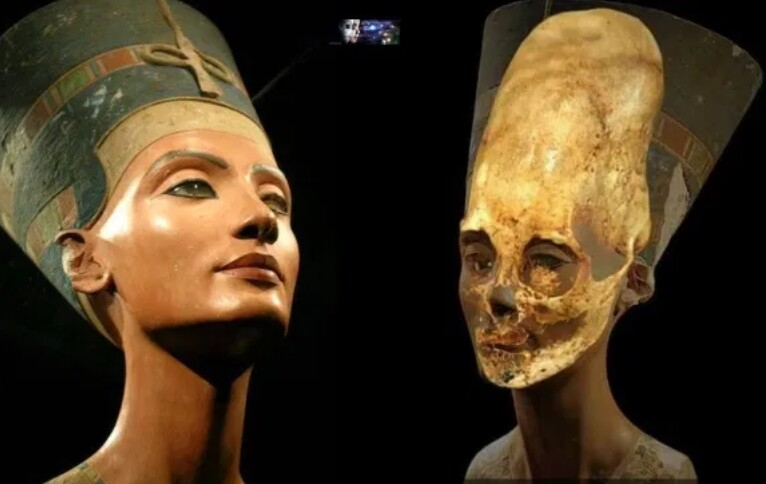 Proof that the Pharaohs of ancient Egypt were Extraterrestrials 8