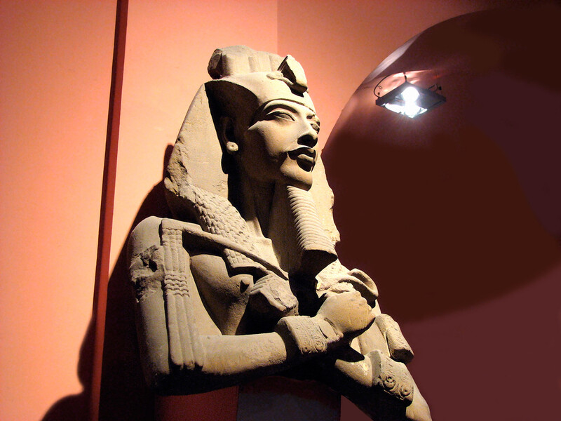 Proof that the Pharaohs of ancient Egypt were Extraterrestrials 9
