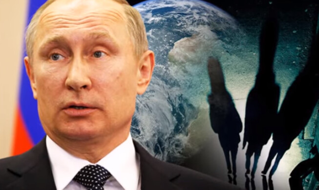 Vladimir Putin set to give info about Extraterrestrials on our planet 2