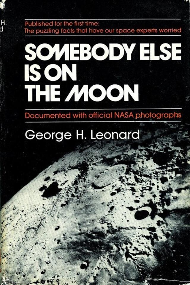 'Somebody else is on the Moon' - The Secret history of NASA 1