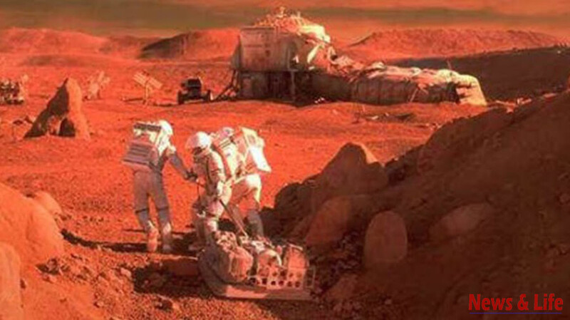 Project REDSUN (VIDEO): They went to Mars And didn't tell us 1
