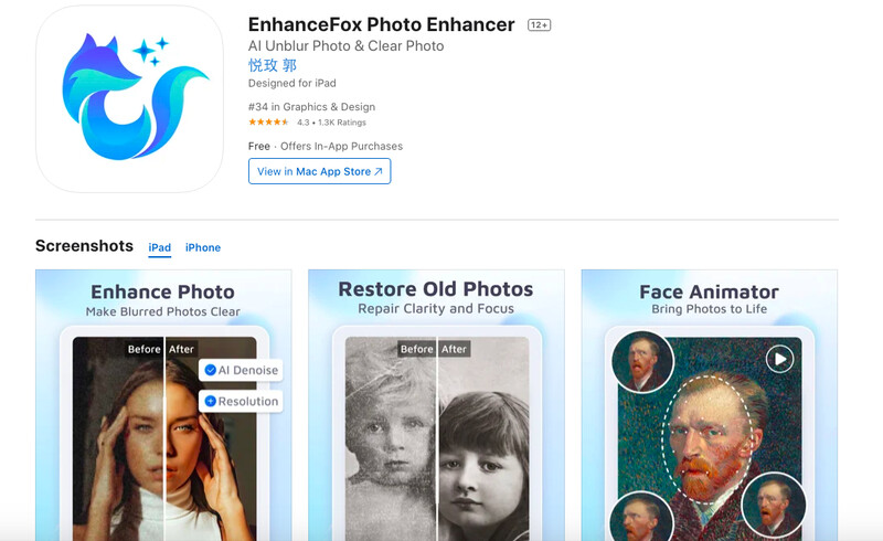 Without Photoshop, these apps will help you improve the quality of photos on your iPhone! 3