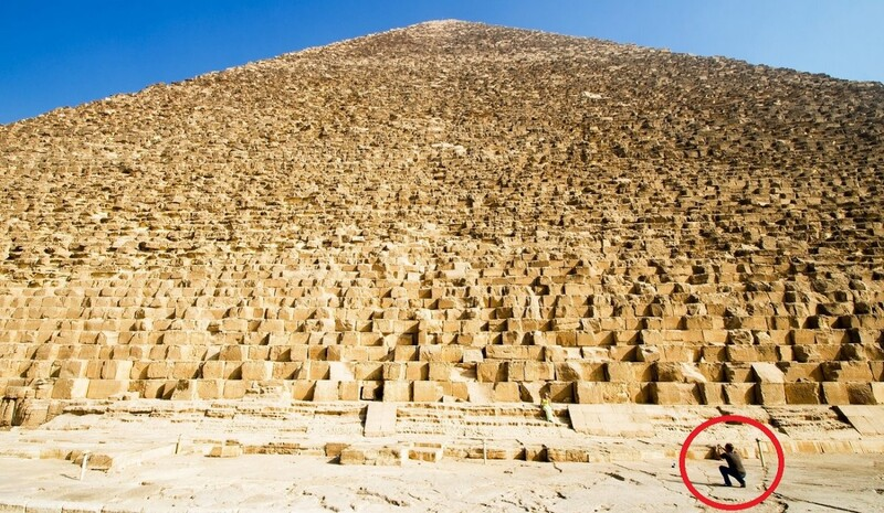 Why the Great Pyramid of Giza is the Most Mysterious Pyramid on Earth? - This is 5 reasons 3
