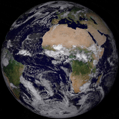 Earth is dimming due to climate change 1
