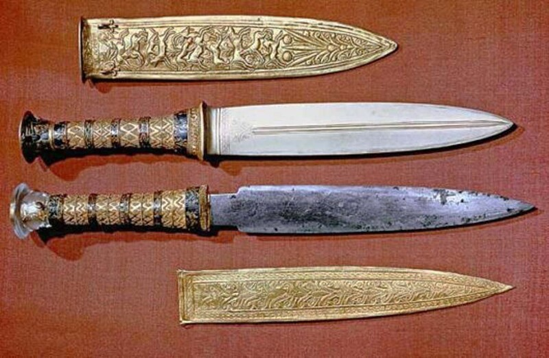 [VIDEO] Why did Tutankhamun have a dagger made from Another World? 1