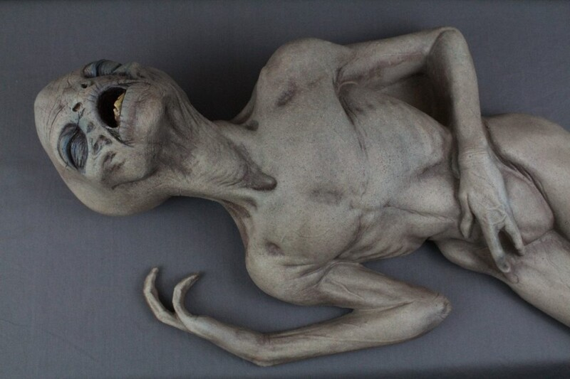 The dead world of aliens may reveal something matter? Could be a worth exploration? 1
