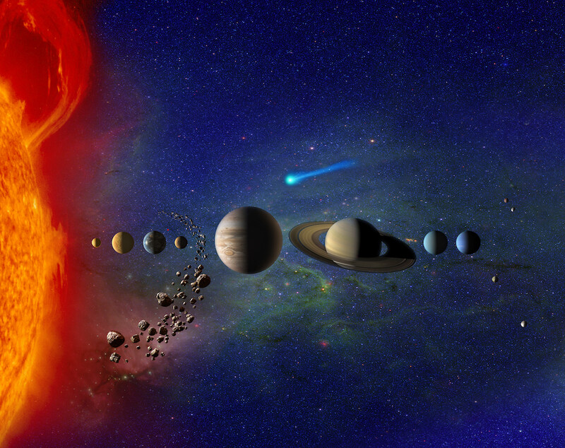The dead world of aliens may reveal something matter? Could be a worth exploration? 6