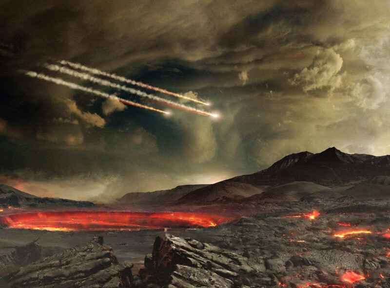 The dead world of aliens may reveal something matter? Could be a worth exploration? 4