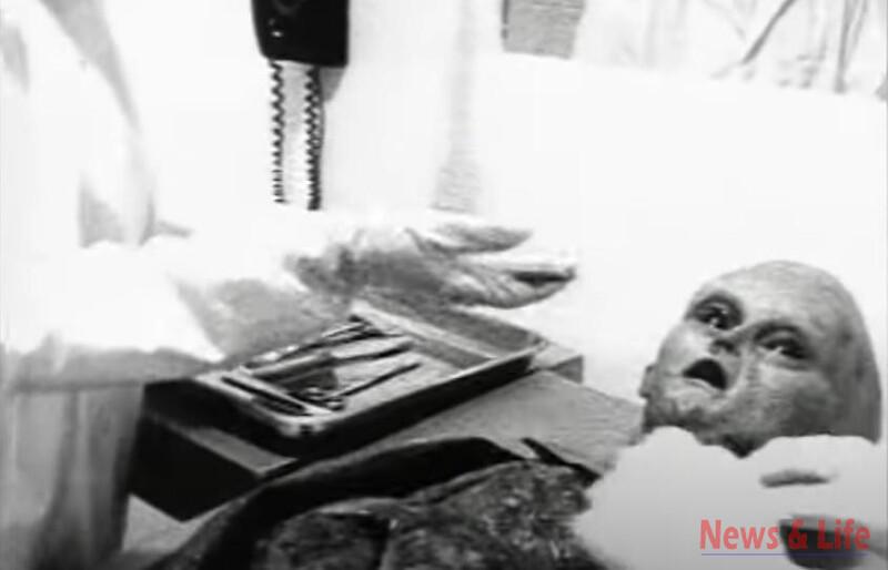 Unbelievable! CIA confirmed the 1947 Alien video 4