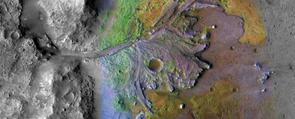 NASA Acknowledges What They Suspected About Jezero Crater on Mars All Along 1