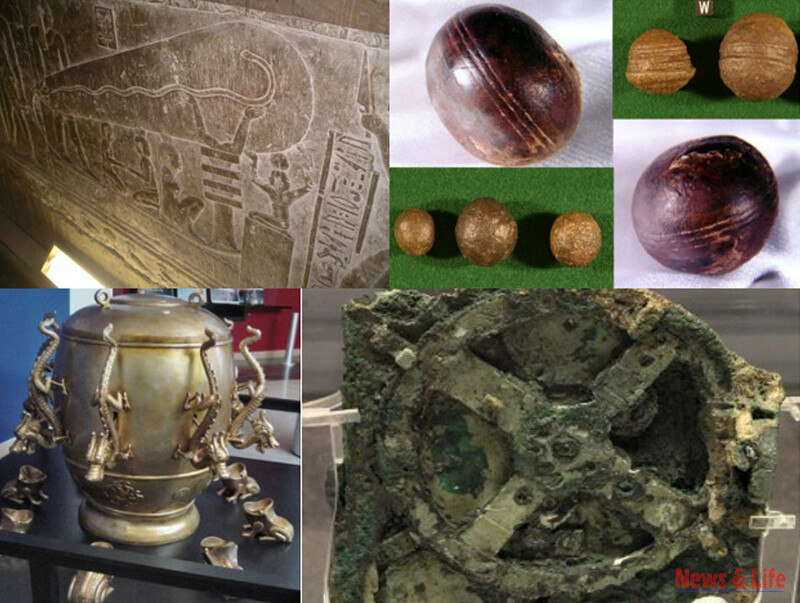 Evidence: Another advanced species exist on Earth before humans? 6