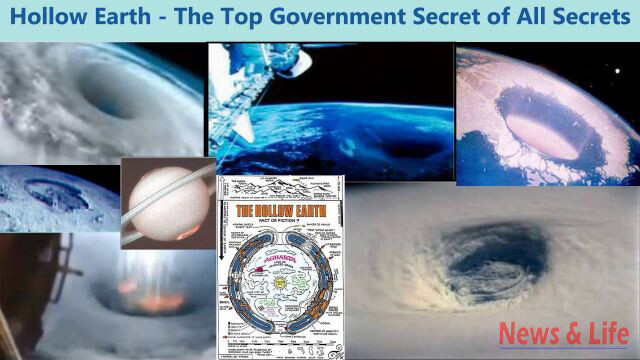 Myths And Legends About Earth - Do You Think  That Earth Is Really Hollow? 1