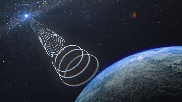 Mysƭeʀɨoᴜs Radio Signal 'Fits No Currently Understood Pattern' From the Galaxy's Core 1