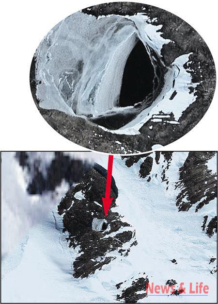 Is The Gate To Underground World In Antarctida? 7