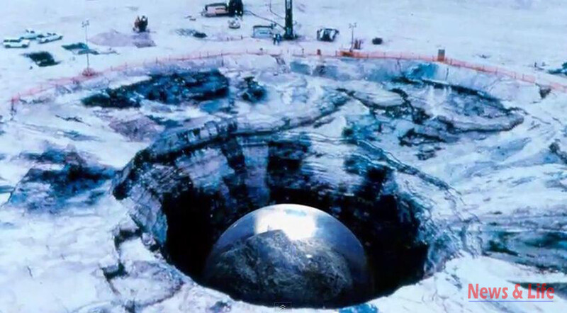 Is The Gate To Underground World In Antarctida? 8