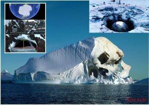 Is the gate to underground world in Antarctida? (3 VIDEOS) 1