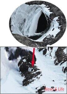 Is the gate to underground world in Antarctida? (3 VIDEOS) 7