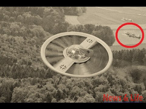 Third Reich - Operation UFO: Germans Beyond Time And Space. NAZI UFO 1935-1945 (Video) 1