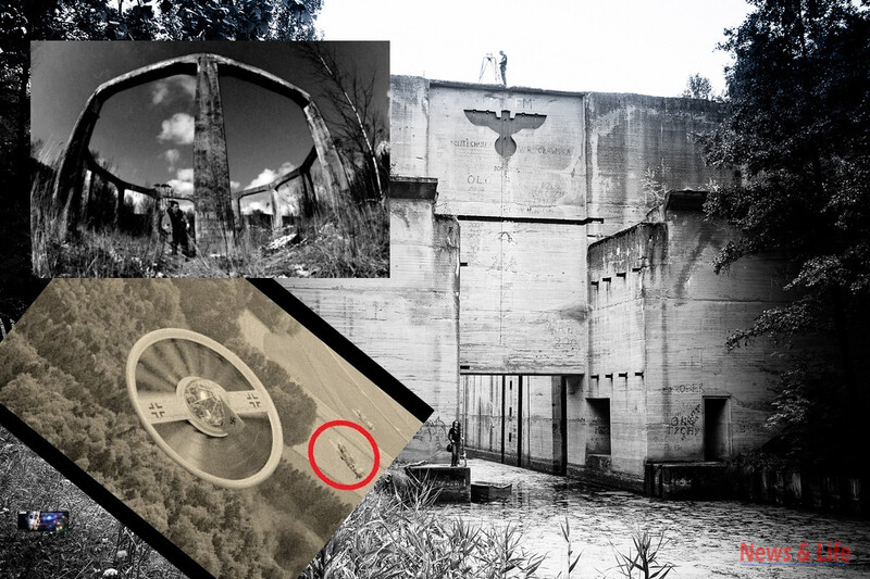 Third Reich - Operation UFO: Germans Beyond Time And Space. NAZI UFO 1935-1945 (Video) 2