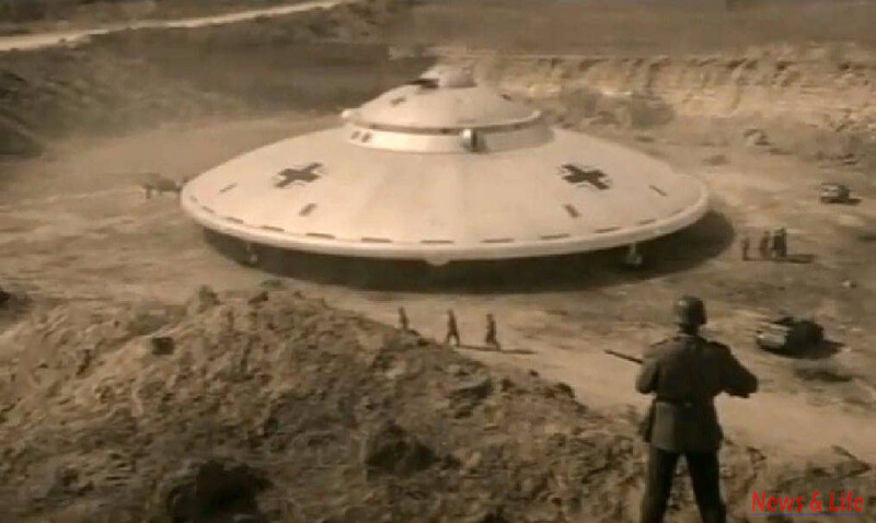 Third Reich - Operation UFO: Germans Beyond Time And Space. NAZI UFO 1935-1945 (Video) 3