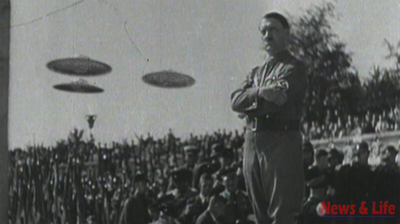 Third Reich - Operation UFO: Germans Beyond Time And Space. NAZI UFO 1935-1945 (Video) 5