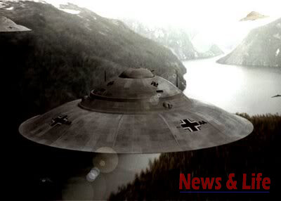 Third Reich - Operation UFO: Germans Beyond Time And Space. NAZI UFO 1935-1945 (Video) 4