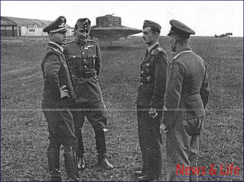 Third Reich - Operation UFO: Germans Beyond Time And Space. NAZI UFO 1935-1945 (Video) 6